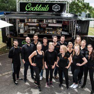 Cocktailwagen